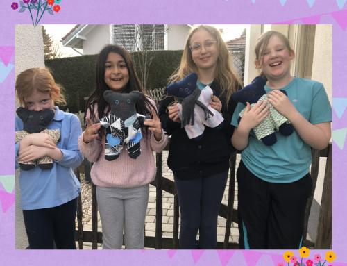 Kids sewing club – Term 1