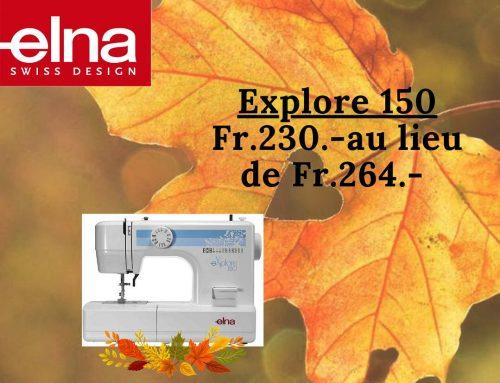 Elna promotion Autumn 2021